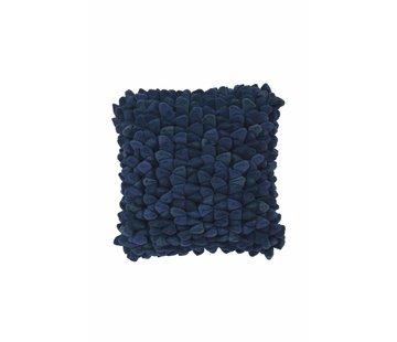Haans Lifestyle Pillow Pebble blue
