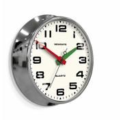 Newgate  L'horloge Brixton chrome