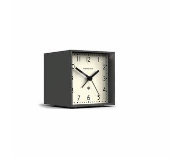 Newgate  The Cube alarm clock white & gray