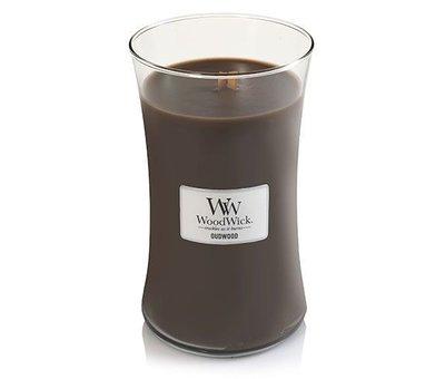 Woodwick Oudwood Large Candle