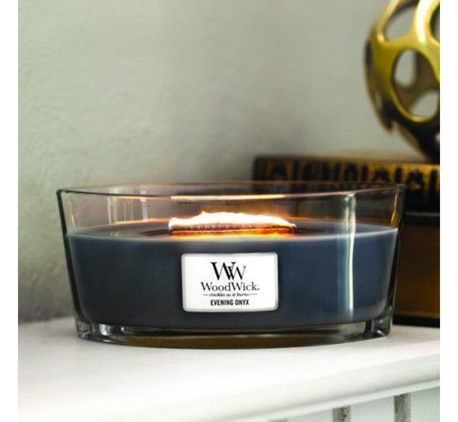 Evening Onyx Hearthwick Ellipse Candle