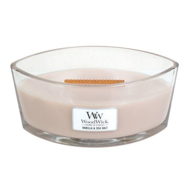 Vanilla & Sea Salt Hearthwick Ellipse Candle