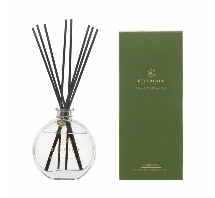 Fragrance sticks Elements green 90ml