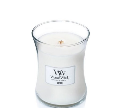 Woodwick Linen candles