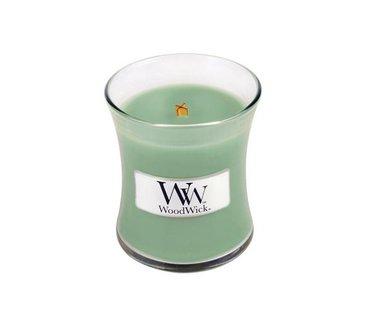 Bougies en mousse de saule blanc de Woodwick