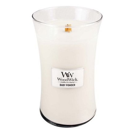 Great Woodwick candles