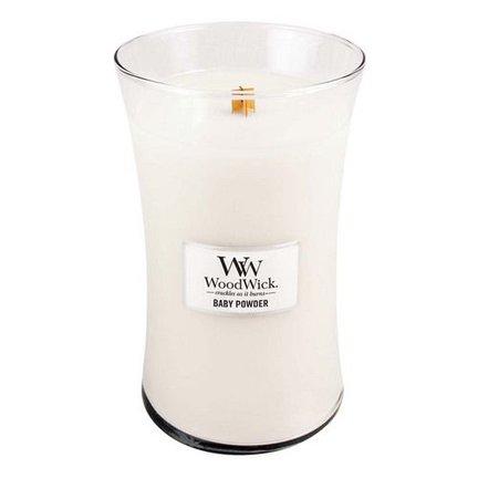 Grote Woodwick kaarsen