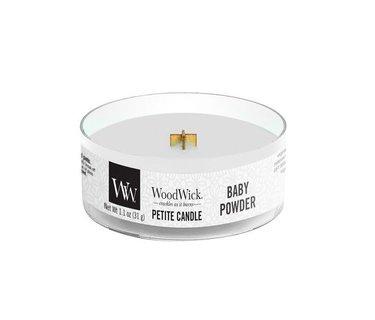 Mini Woodwick kaarsen