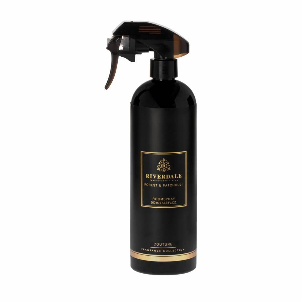 Roomspray Couture zwart 500ml