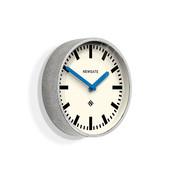 Newgate  Horloge murale Luggage bleue