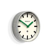 Newgate  The Luggage wall clock green