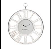Riverdale Horloge murale blanche Chuck 60 cm