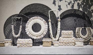 Riverdale ornamenten met schelpen