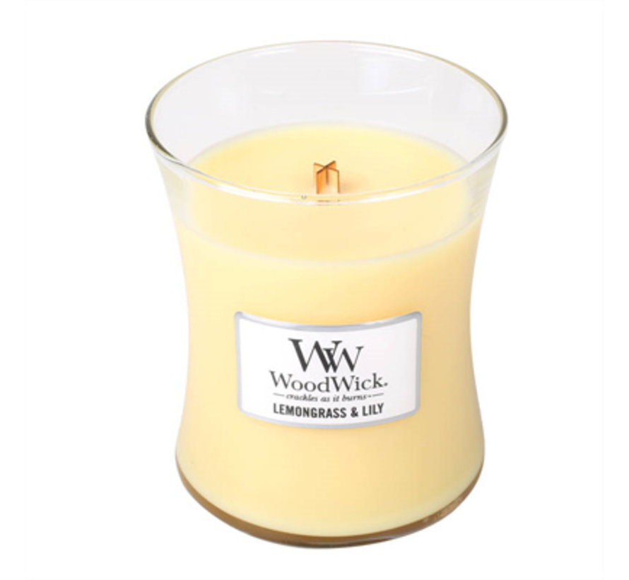 Lemongrass & Lily Mini Candle
