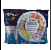 James Starter set voor vlekken