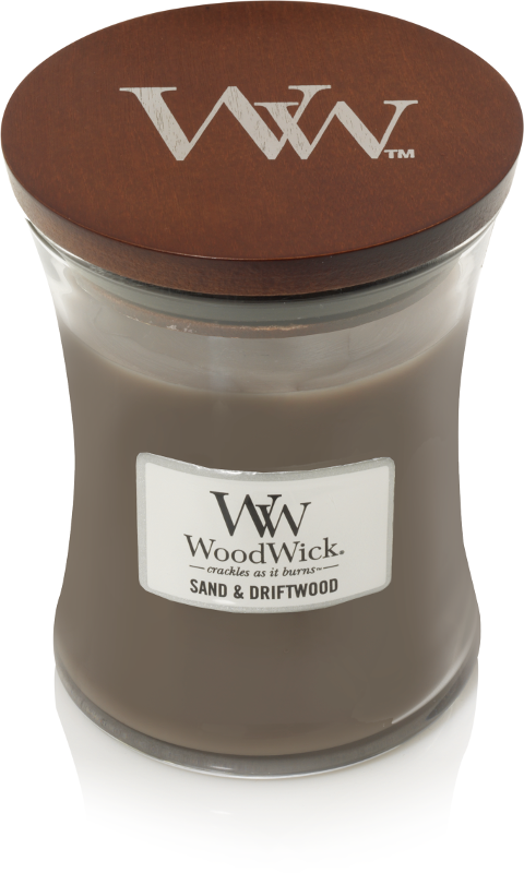 Sand & Driftwood Medium Candle