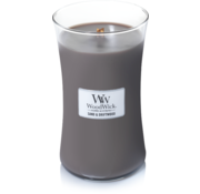 Woodwick Sand & Driftwood Large Candle