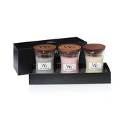 Woodwick Luxury scented candles gift set summer