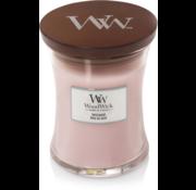 Woodwick  Rosewood Medium candle