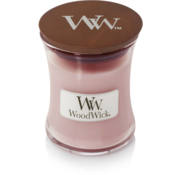Woodwick  Mini bougie en palissandre