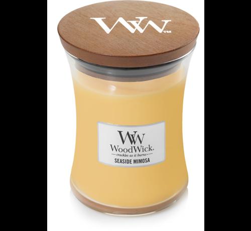 Woodwick Seaside Mimosa Medium candle