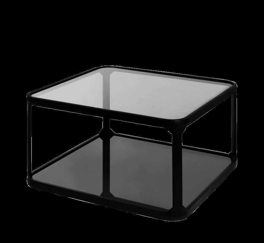 Couchtisch Roma schwarz 66 cm