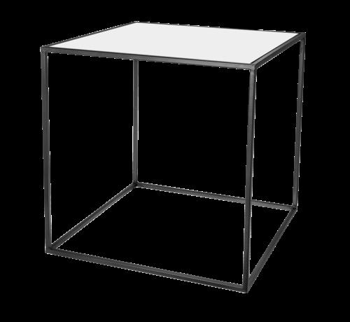 Riverdale Amaro table d'appoint noir 60 cm
