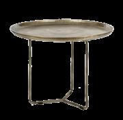 Riverdale Table d'appoint Phyllon bronze 75 cm