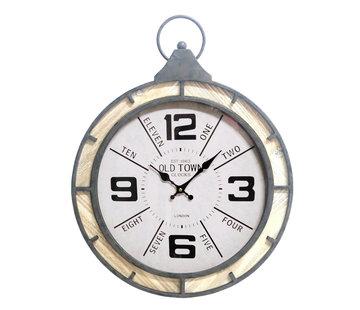 Mansion atmosphere Pocket watch clock 52 cm