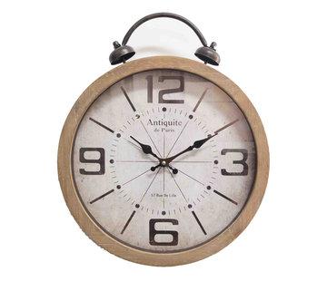 Mansion atmosphere Clock alarm bell 40 cm