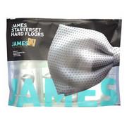 James Starterset voor harde vloeren