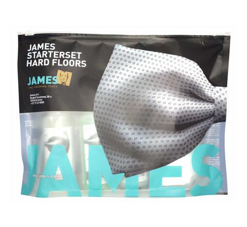James Starter set for hard floors