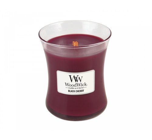 Woodwick Black Cherry Medium candle