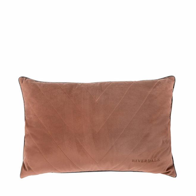 Oreiller Hope marron 50x70cm