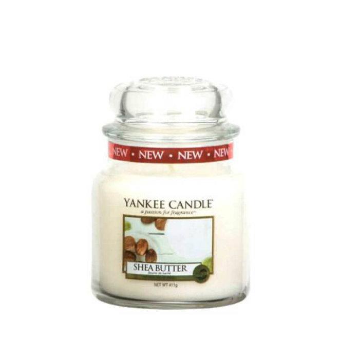Shea Butter Medium Jar