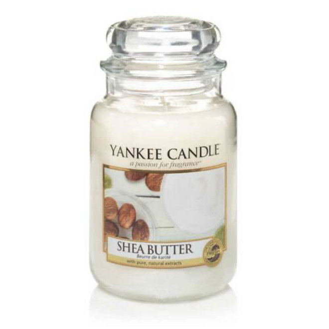 Shea Butter Large Jar