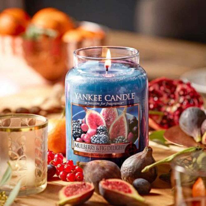 Mulberry & Fig Delight Large Jar