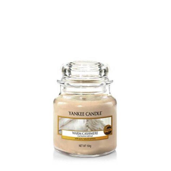 Warm Cashmere Small Jar