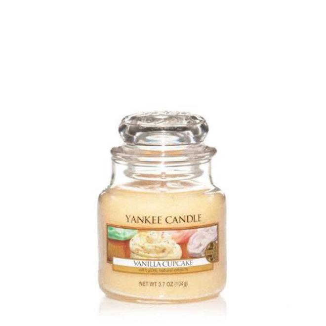 Vanilla Cupcake Small Jar