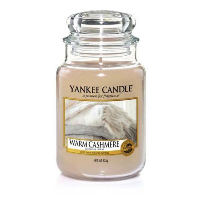 Warm Cashmere Large Jar