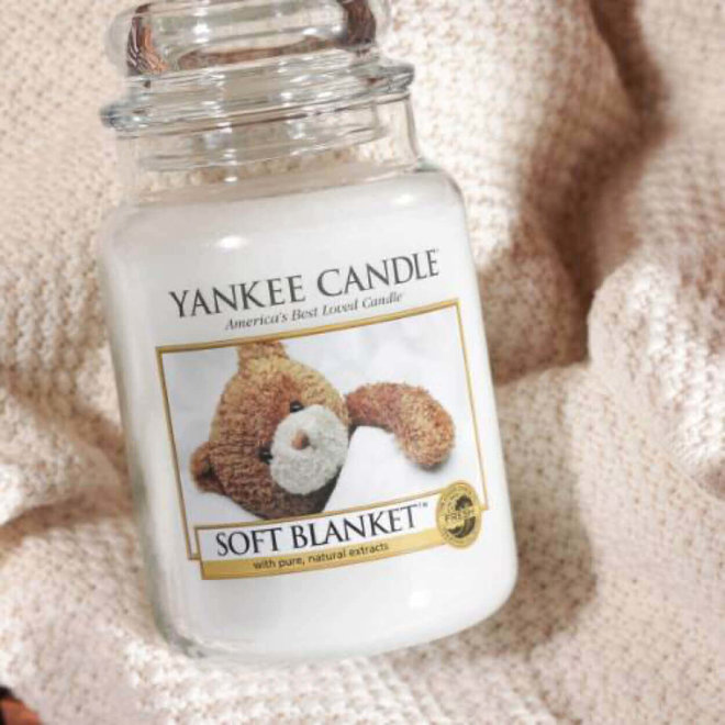 Soft Blanket Large Jar