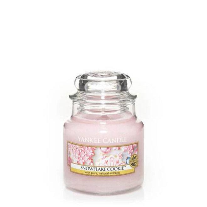 Snowflake Cookie Small Jar