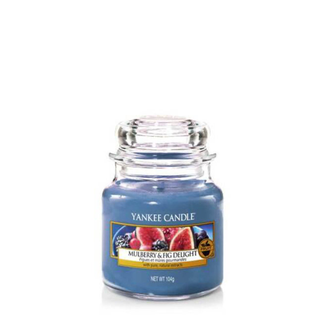 Mulberry & Fig Delight Small Jar