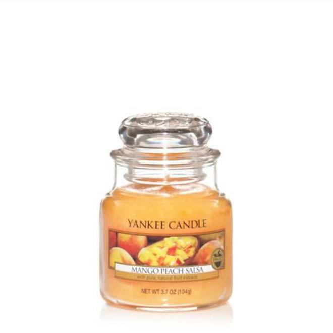 Mango Peach Salsa Small Jar