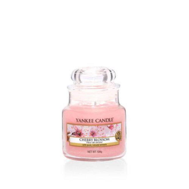 Cherry Blossom Small Jar