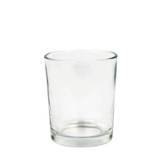 Votive kaars houder glas