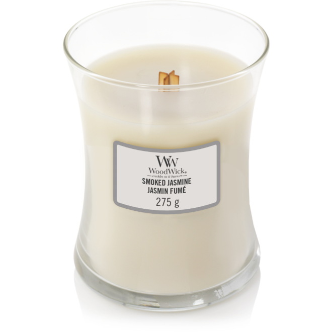 Smoked Jasmine Medium candle