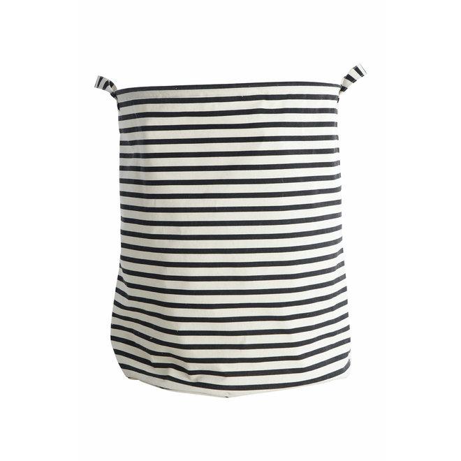 Waszak stripes zwart