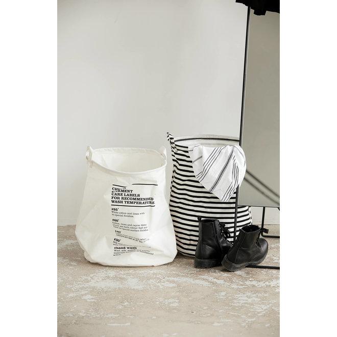Wäschesack Waschanleitung