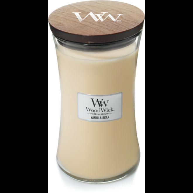 Vanilla Bean kaars groot